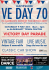 Countdown to big VE Day 70th anniversary celebrations continues