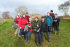 Monkwood walk with Evesham Ramblers