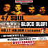 Movimientos presents: 47 Soul, Bloco Olofi, Holly Holden y Su Banda