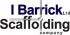 A HUGE welcome to I Barrick Scaffolding Ltd