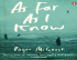 Bookmark Festival - Roger McGough – As Far As I Know