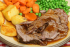 Sunday Lunch at Seven Bar & Restaurant Shifnal