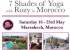 7 Shades of Yoga with Rozy in Morocco