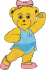 FREE TASTER SESSION - Toddler and Parent Ballet Class - Little Bear Feet with Melody Bear