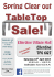 Ellerdine Table Top Sale