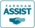 Sponsored walk in aid of Farnham ASSIST