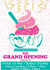 FROYUM- YUMMY FROZEN YOGURT; Grand Opening
