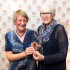 Volunteer of the Year award for Margaret Bedford