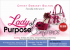 Lady of Purpose Conference 2015