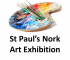 Art Exhibition at St Paul's Nork  @Bansteadlife