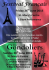 Festival Francais and The Gondoliers