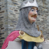 Lord Rhys Puppet Show ~ Princess Nest at Cardigan Castle