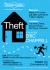 "The Western Players present ""Theft"" by Eric Chappell"
