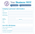 Thebestof Poole and Bournemouth Business MOT worksheet