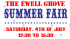 The Friends of Ewell Grove Present #Ewell Grove Summer Fair