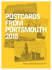 Postcards From Portsmouth: The City and Visual Culture