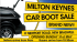 Milton Keynes Car Boot Sale - New Bradwell
