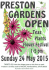 Preston Gardens Open Day