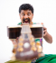 Raghu Dixit Catches Up With Rhythms of the World!