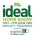 The Ideal Home Show at EventCity, Manchester