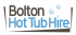 Bolton Hot Tub Hire