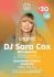 "Sara Cox 80's Rewind with Free Radio's ""JD"""