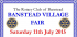 Banstead Village Day with Banstead Rotary Club @bansteadlife @bansteadhighst