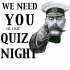 Quiz night at the Foley!!