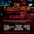 Takeover Saturdays at Konnect