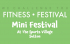 Mini Fitness Festival at The Sports Village #SuttonSurrey @thefitfest