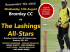 The Lashings All Star event is coming to Bromley Cricket Club