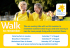 Walk to Remember for Marie Curie