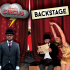 "Chaplin's Circus presents ""Backstage"" @ Dreamland - 25 July to 6 Sept 2015"