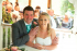 Wedding of Little Paxton Couple May 2015