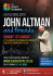 An Evening with John Altman & Friends