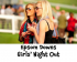 It's The Girls Night Out at Epsom Downs @epsomracecourse