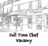 Vacancy for Full Time Chef at 143 The Canopy #Epsom #Epsomjobs @143TheCanopy