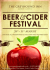 Beer and Cider Festival - Corfe Castle
