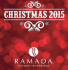 Festive Lunch at Ramada Hotel Telford Ironbridge