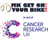 The 10th Milton Keynes Get On Your Bike Event in Aid Of Cancer Research UK.
