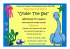 'Under The Sea' - Rhyme Time for Under 5s