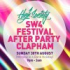 The Clapham Afterparty - SW4 Sunday with Lady Lea & Mutiny