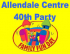 Allendale Centre 40th Party  Family Fun Day