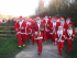 Nottingham Santa Run 2015