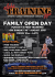 Alpha Training Gym Family Open Day