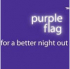 Kettering town centre has been awarded the prestigious Purple Flag.