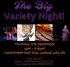 BIG VARIETY NIGHT