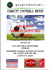 Charity Football Match At Ballacloan Stadium Ramsey 30th August 2015