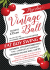 Miserden Vintage Ball