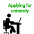 'Applying for university' workshop
